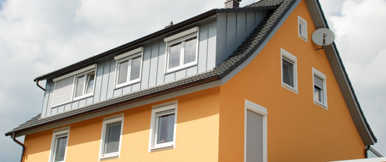 Bekannt Dachgauben und Dachfenster | Holzbau Mayle HY18
